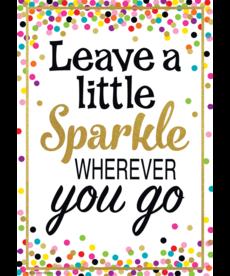 Leave a Little Sparkle...-Poster