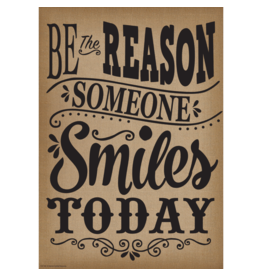 Shabby Chic Be The Reason Someone Smiles Today..poster