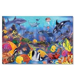 Underwater Floor Puzzle (48PC)