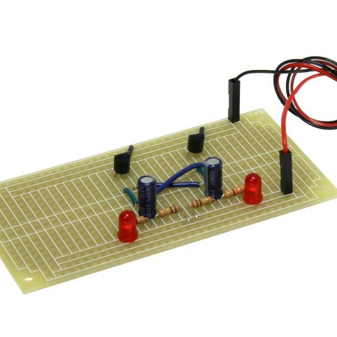 Blinky Lights Solder Kit
