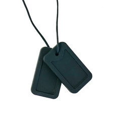Dog Tags- Black