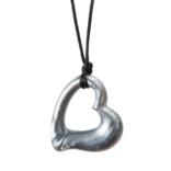Miller Heart-Silver