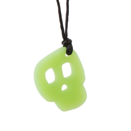 Skull Pendant- Glow in the Dark