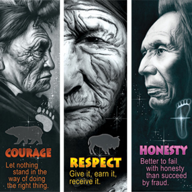 Seven Teachings Chief