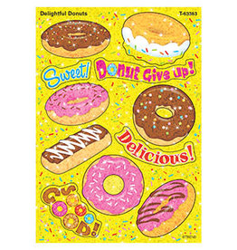 Delightful Donuts Stickers