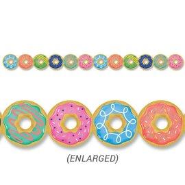 Mid Century Donut Border