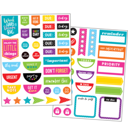 Color Planner Stickers