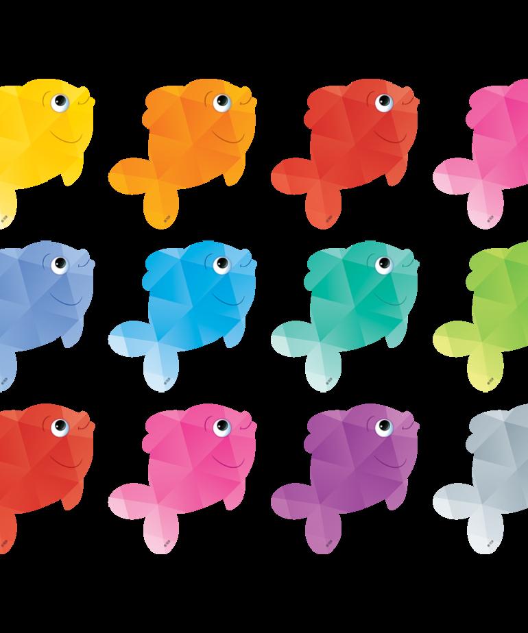 Bright Fish Mini Accents