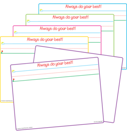 Magnetic Dry Erase Board (set of 5)