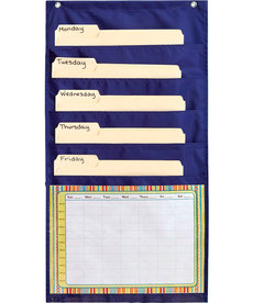 Weekly Organizer Pocket Chart