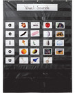 Essential Black Pocket Chart