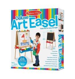 Melissa & Doug Deluxe Wooden Art Easel