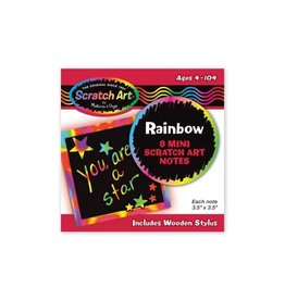Melissa & Doug Mini Scratch Art Pads