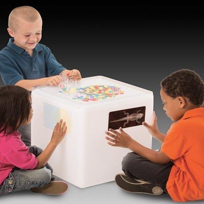 Educational Light Cube