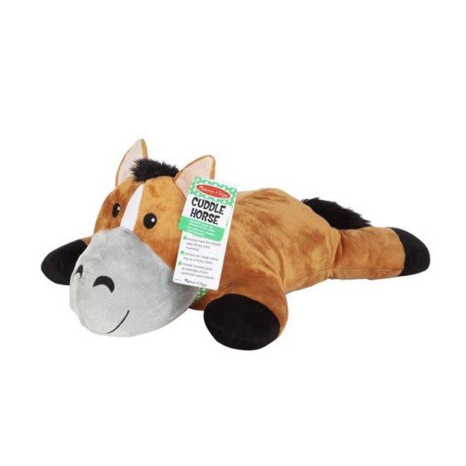 Melissa & Doug Cuddle Horse