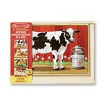 Melissa & Doug Farm Animals Puzzle in a Box