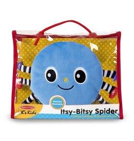 Melissa & Doug Itsy Bitsy Spider (soft book)