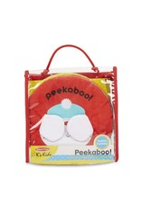 Melissa & Doug Peekaboo (soft book)