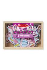Melissa & Doug Princess Magnets (wooden)