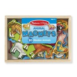 Melissa & Doug Animal Magnets (wooden)