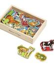 Melissa & Doug Animal Magnets (wooden)