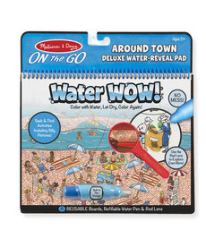 Melissa & Doug Water Wow!- Around Town Deluxe