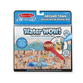 Melissa & Doug Water Wow!- Around Town Deluxe