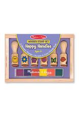 Melissa & Doug Happy Handle Stamp Set