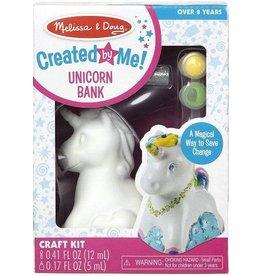 Melissa & Doug Created By Me-Unicorn Bank