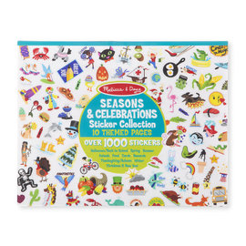 Melissa & Doug Sticker Collection-Seasons & Celebrations