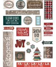 Home Sweet Classroom Winter Mini Bulletin Board