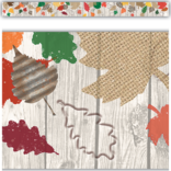 Home Sweet Classroom Happy Fall Border