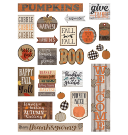 Home Sweet Classroom Home Sweet Classroom Fall Mini Bulletin Board Set