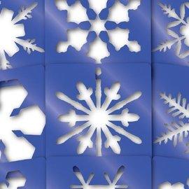 Super Snowflake Stencils