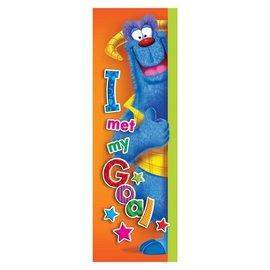 I met my Goal Furry Friends Bookmarks