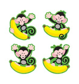 Monkeys and Bananas Mini Accent