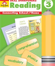 Evan-Moor Skill Sharpeners Reading-Gr.3