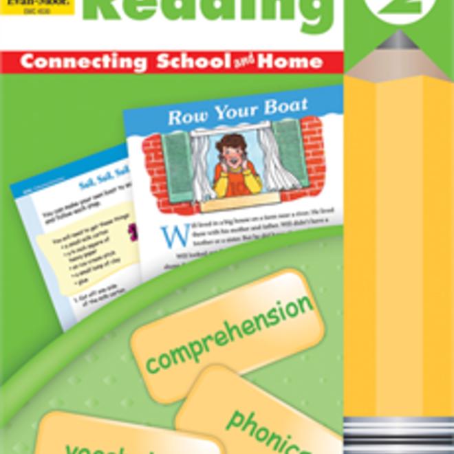 Evan-Moor Skill Sharpeners Reading-Gr.2