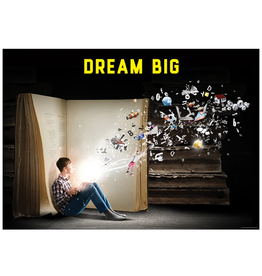 Dream Big Gr.3+ Poster