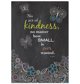 No Act of Kindness-Poster