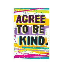 Agree to be Kind-Poster