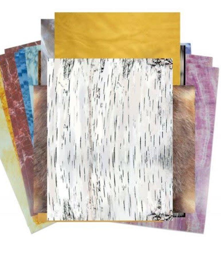 Indigenious Crafts Paper