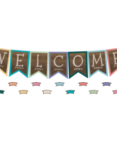 Home Sweet Classroom Welcome Bulletin Board