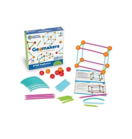 Learning Resources STEM Explorers Geo Makers