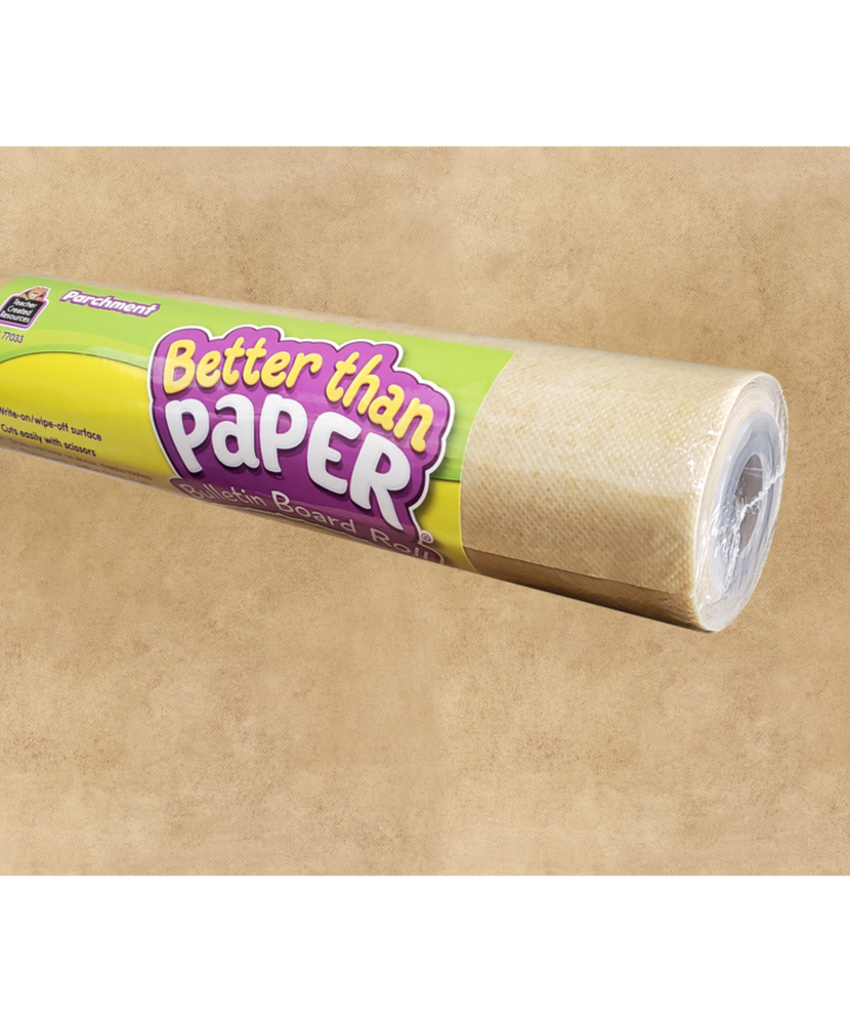 Better Than Paper-Parchment