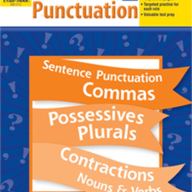 Grammar & Punctuation-Grade 2
