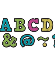 """2"""" Magnetic Letters"""