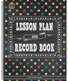 Lesson Planner and Record Book