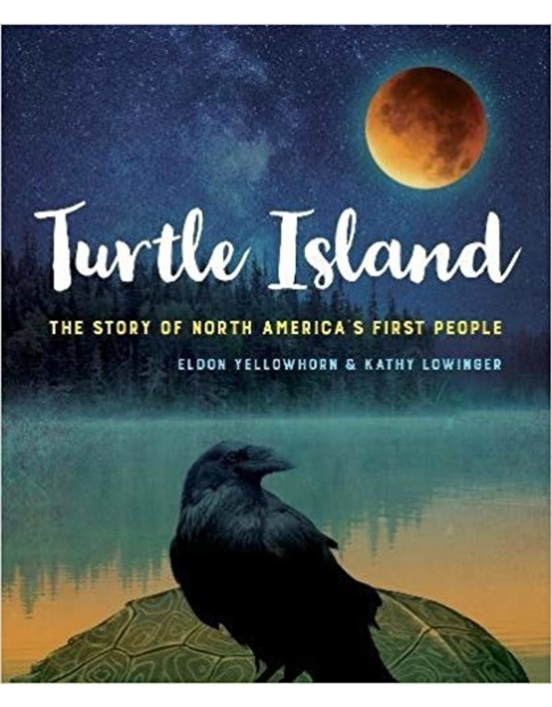 Turtle Island - The Story of North America's First People