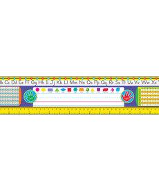 Grades 2-3 Zaner-Bloser Deskplate